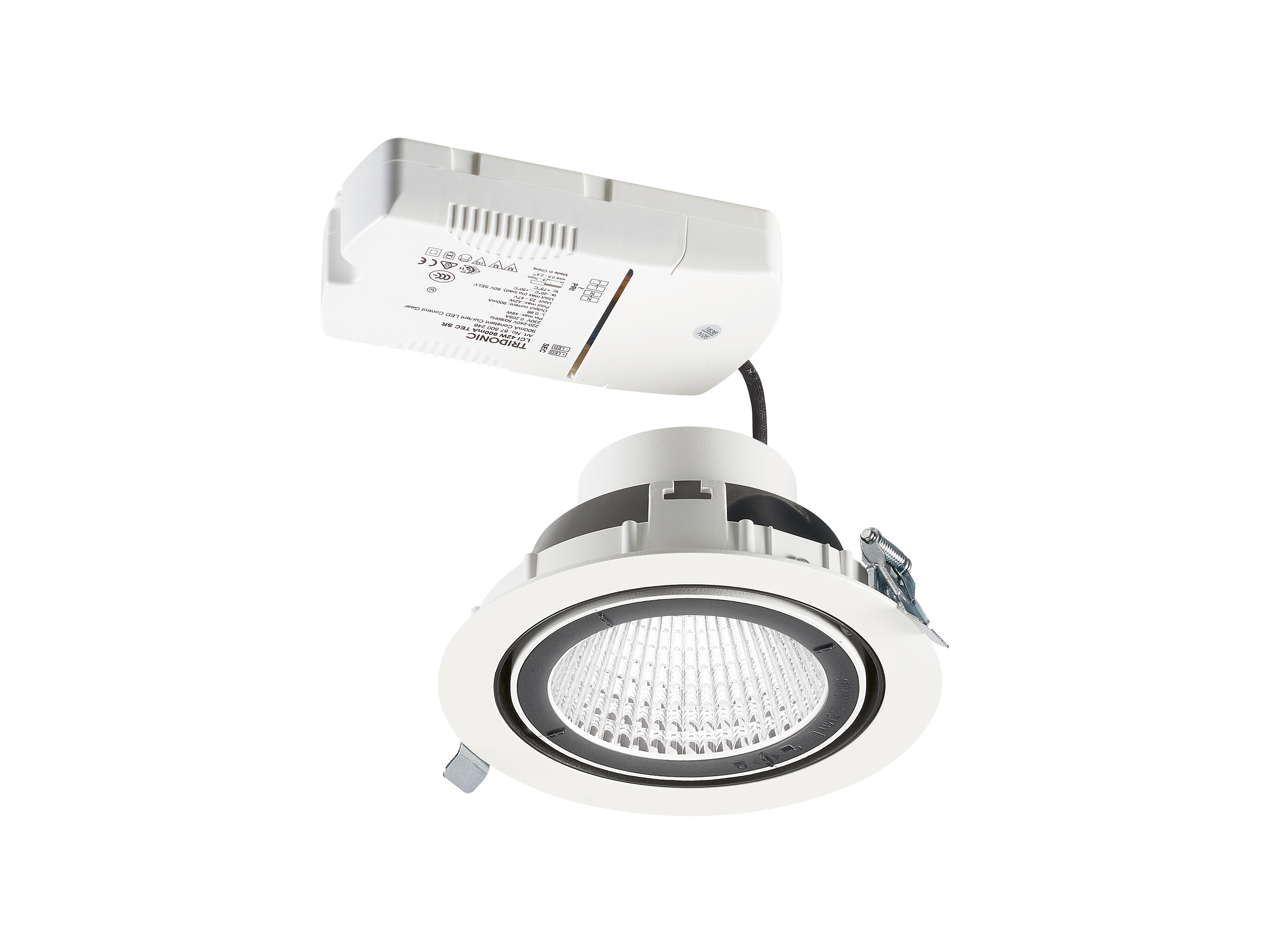 Ocullo Led Round Mono Sylvania Lighting Solutions Track Without Wiring Product Photo For 3032404
